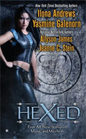 Hexed Anthology Cover