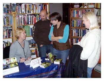 The Watcher Book Release Signing